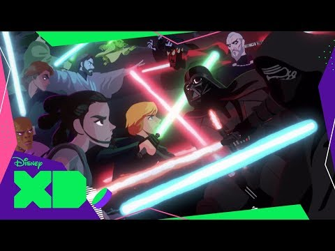 La Saga Skywalker I Star Wars: Galaxy Of Adventures