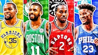 BEST FREE AGENT FROM EACH NBA TEAM IN 2019