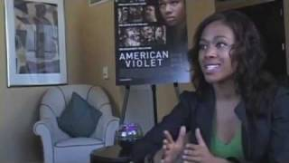 Nicole Beharie Interview