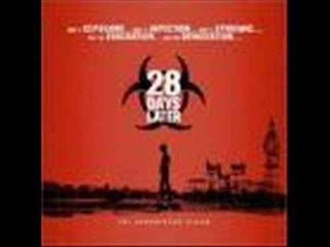 28 Days Later soundtrack AM180