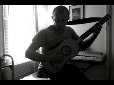 Baroque Guitar Francesco Corbetta Chiacona C.