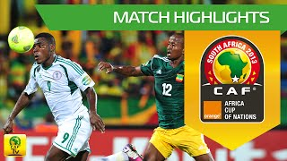 CAN Orange 2013 | Ethiopie 0-2 Nigeria