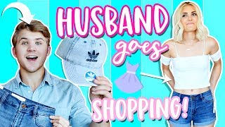 Download Lagu HUSBAND Buys Outfits for WIFE! Shopping Challenge 2017! | Aspyn Ovard Gratis STAFABAND