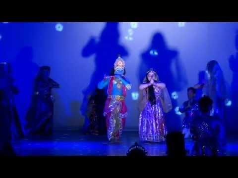 Krishna Raasleela Dance video