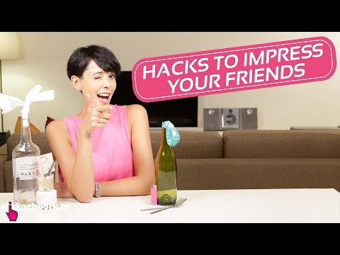 Hacks To Impress Your Friends - Hack It: EP21
