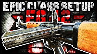 """UNSTOPPABLE """"FG 42"""" EPIC CLASS SETUP! (Call of Duty WW2 Multiplayer Gameplay)"""