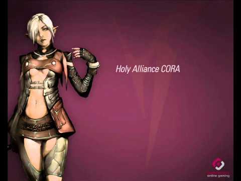 Lia - Somewhere ( Theme of Cora ) [ RF Online ]