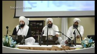 Bhai Niranjan Singh - Har Jio Sadha Teri & Mera Pyaaraa Preetum - San Jose Gurdwara