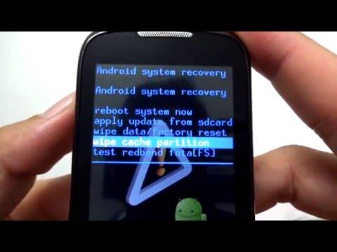 Como Formatar Samsung Galaxy i5510 || Hard Reset, Desbloquear. G-Tech