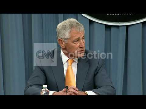 PENTAGON BRFG- HAGEL-RUSSIANS GIVE HIM BACK