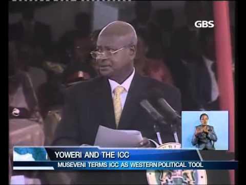 YOWERI AND ICC