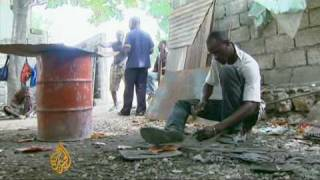Haitians Fight Poverty With Art 15 Nov 09