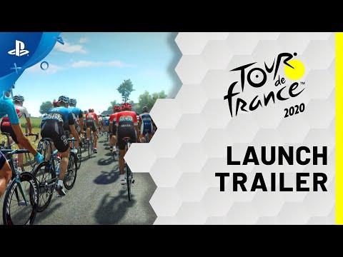 Tour de France 2020 - Launch Trailer   PS4