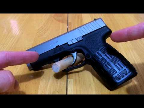 My Two Cents - Kahr CW45 Review (.45 ACP)