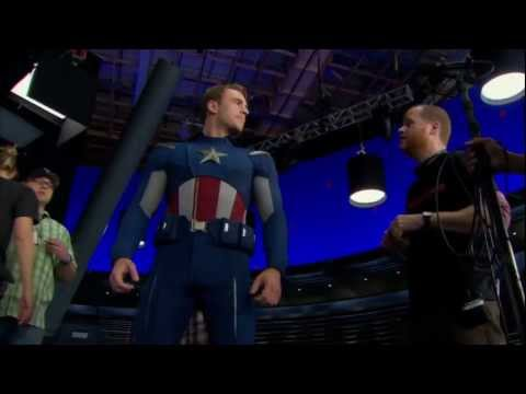 The Avengers - Behind the Scenes [part3]