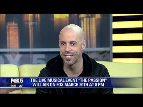 Chris Daughtry will play 'Judas' in 'The Passion'