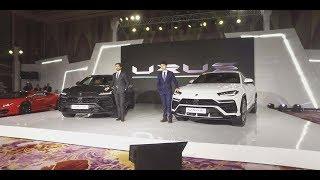 Auto Focus | Special Feature: Lamborghini Urus VIP Launch