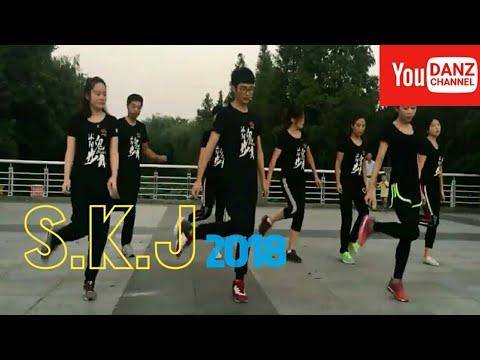 Senam SKJ Zumba Asik_DJ Music Santai_HD