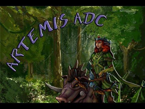 #272 Smite Ranked Conquest - Artemis ADC - Sin pena ni gloria