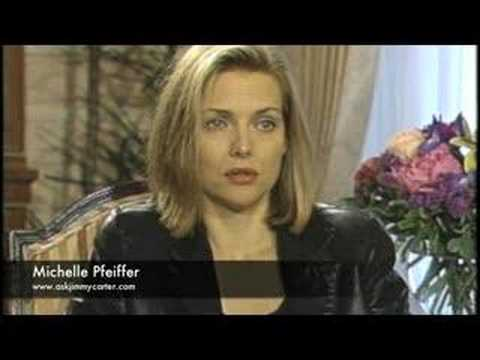 Michelle Pfeiffer Interview Batman Returns 1992 video