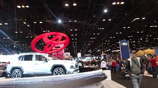 Chicago Auto Show 2019 Intro McCormick Place 2-14-19