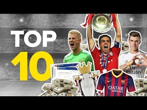 Top 10 Richest Football Clubs 2014