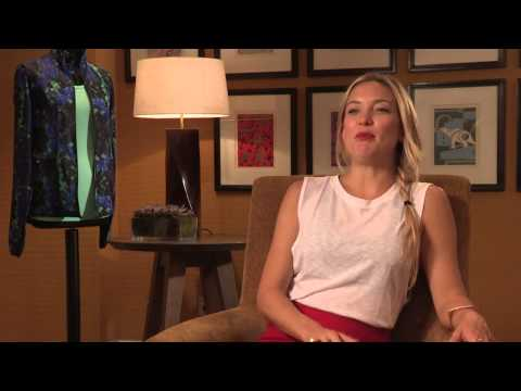 Kate Hudson Glamour Interview about Fabletics, fitness, diet & How To Lose A Guy in 10 Days