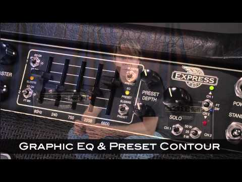 MESA Express Plus ~ 5:25+ and 5:50+ Demo Video
