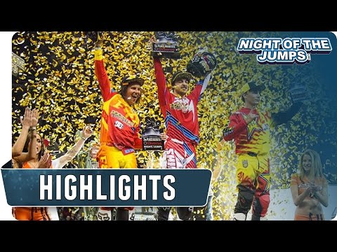 FMX Highlights Krakow Day 2 - NIGHT of the JUMPs 2015