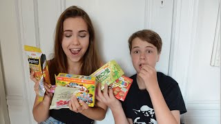 Asian Candy Challenge (Japanese Version) - Part 1
