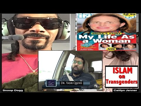 What's Islam say about Bruce/Caitlyn Jenner Transgenders?