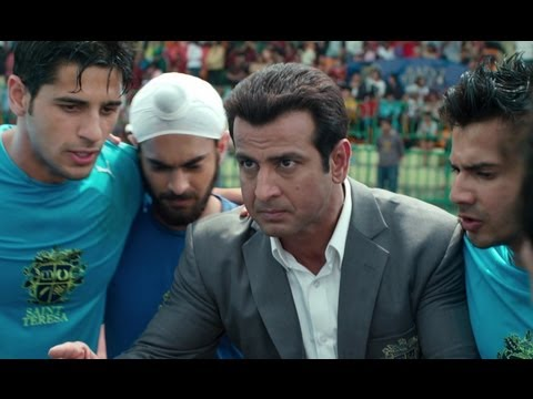 Varun & Siddharth's Football Match | Student Of The Year