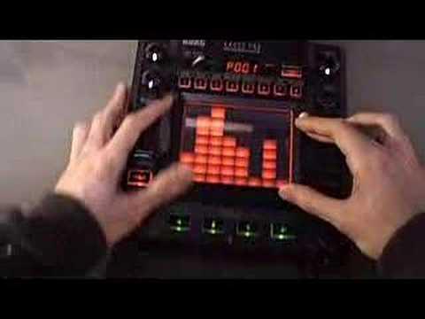 KP3 as a MIDI Controller
