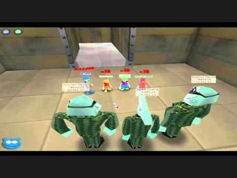 Toontown walkthrough part 38: Cashbot HQ: Coin Mint