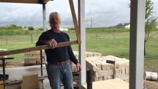 (19.7 MB) The Basics of Building an Outside Masonry Fireplace (Part 1) Mp3