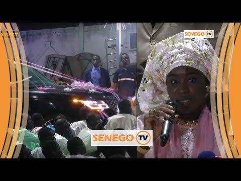 Ngabou : Sokhna Bator offre un 4X4 de 75 millions à Sokhna Aida