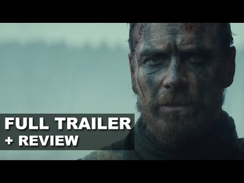 Macbeth 2015 Official Trailer + Trailer Review - Michael Fassbender : Beyond The Trailer