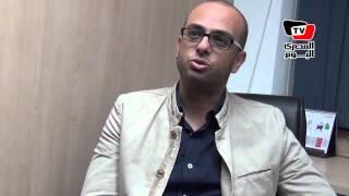 أحمد مراد للمصري اليوم: الفيل الأزرق يختلف عن باقي الأفلام المصرية