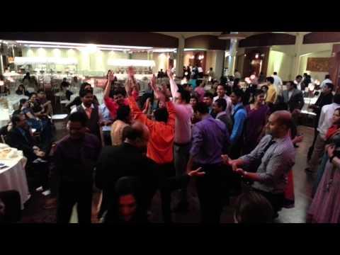 DJ Raaga - Bhala mori Rama  Wedding Reception- India House...