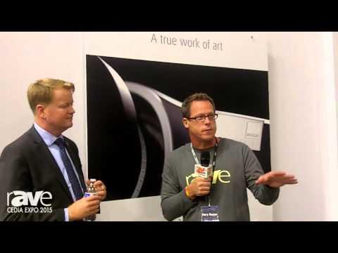 CEDIA 2015: Gary Kayye Talks to Tim Sinnaeve of Barco Residential at CEDIA Expo 2015