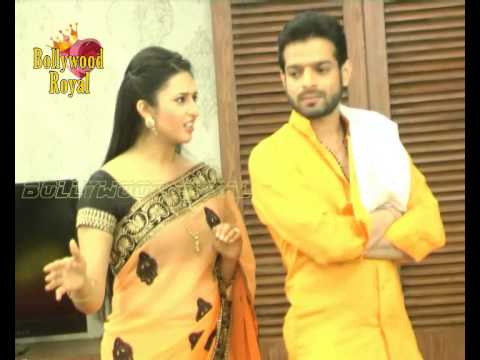 On Location Of Tv Serial 'yeh Hai Mohabbatein' Part 2 video