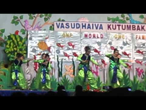 Arsha Mol -vasudhaiva Kutumbakam  - Iisd 31st Foundation Day Celebrations video