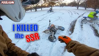 Crashed into the SSR | Police Helicopter is BACK!