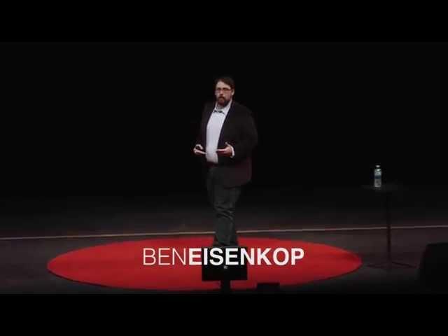 "Alternative futures of science funding: Ben ""Unidan"" Eisenkop at TEDxBinghamtonUniversity"