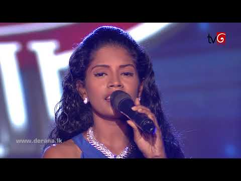 Dream Star Season 07 | Final 24 ( 02nd Group ) Chathurya Geethmi ( 19 - 08 - 2017 )