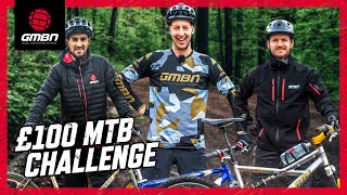 Cheap Mountain Bikes | GMBN Presenter Challenge