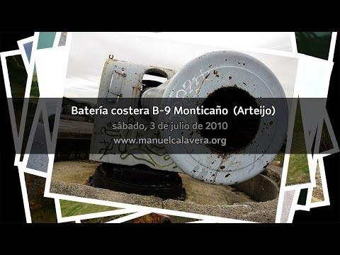 Batería costera B-9 Monticaño (Arteijo)