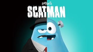 Spookiz - SCATMAN (ski-ba-bop-ba-dop-bop) MV | Spookiz Songs | Cartoons for Kids