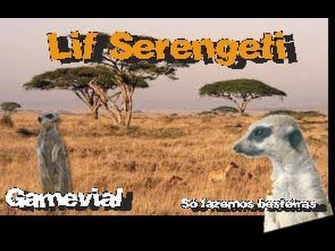 Gamevial Lif Serengeti - YouTube