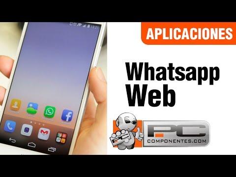 Whatsapp Web - Aplicaciones